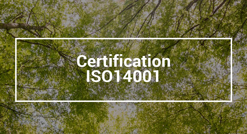 DAYMSA get ISO 14001