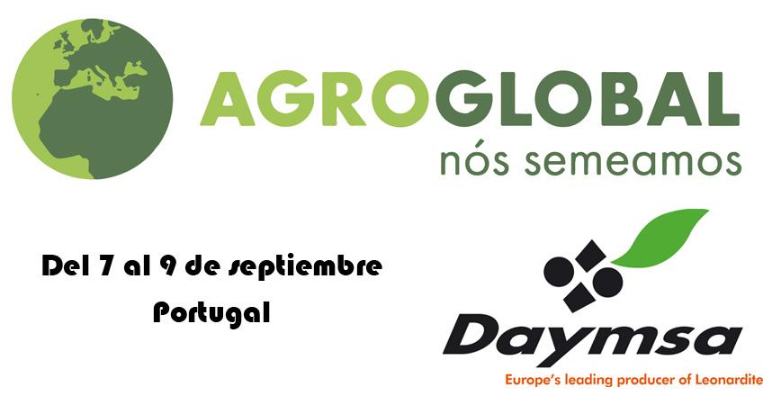 DAYMSA participa en la feria  AgroGlobal en Portugal