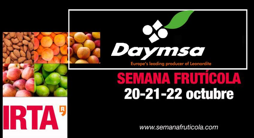 DAYMSA estará presente en Mollerusa con sus soluciones para el sector frutícola