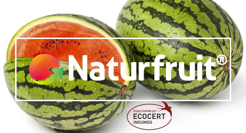 Naturfruit® potassium corrector obtains certification for Organic Agriculture