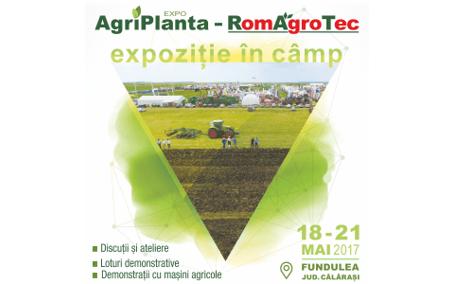 Expo AgriPlanta – RomAgroTec 2017