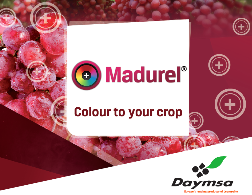 Madurel®: colour to your crop