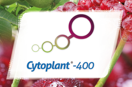 Cytoplant®400 listed in OMRI for Organic Use