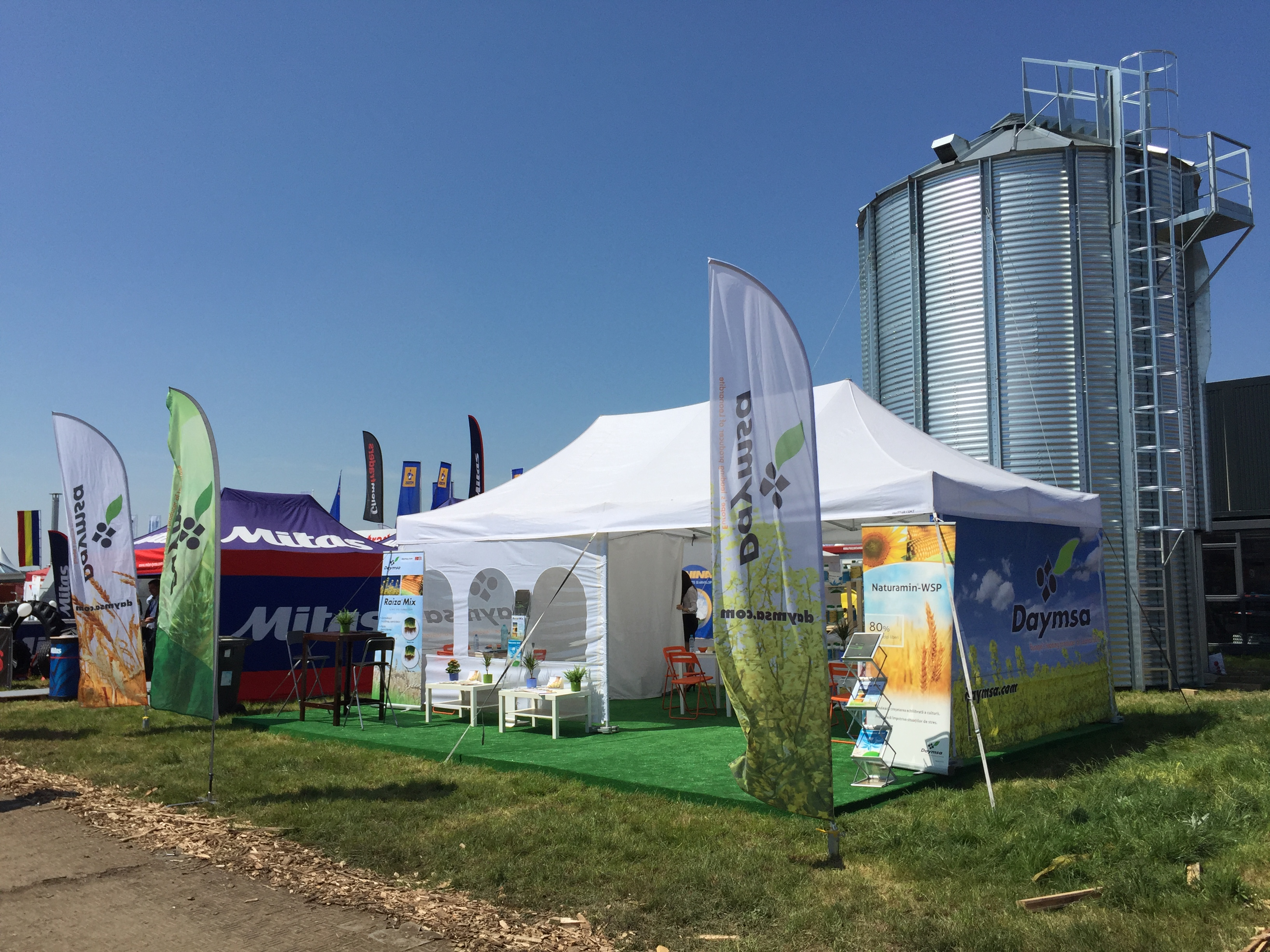 Expo Agriplanta 2016 in Romania was a success in visitors and interest.