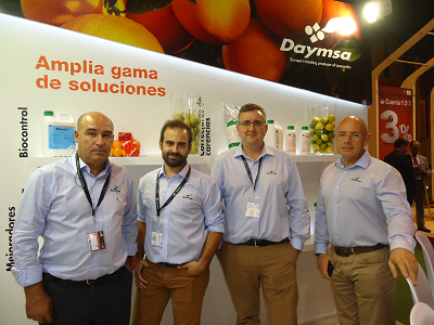 Success of participation in Fruit Attraction 2016
