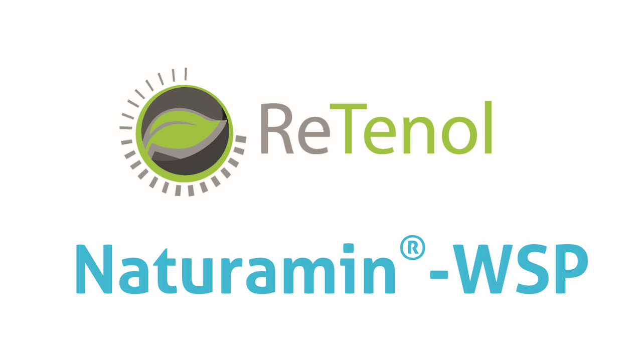 Retenol® and Naturamin®WSP certified under FiBL