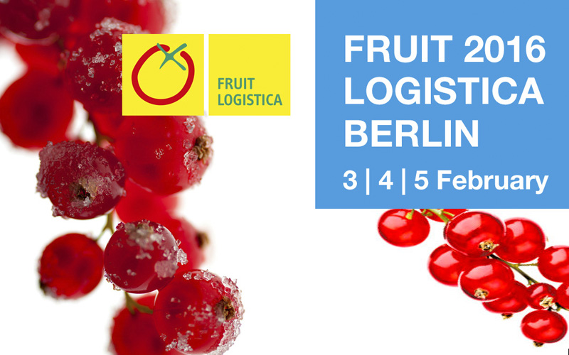Daymsa will exhibit at Fruit Logistica 2016 in Berlin