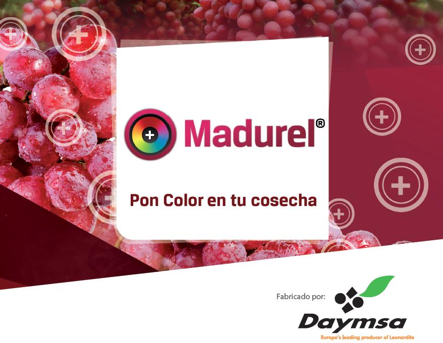 Madurel®: pon color en tu cosecha