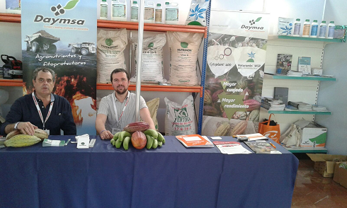 Daymsa at World Cocoa Conference