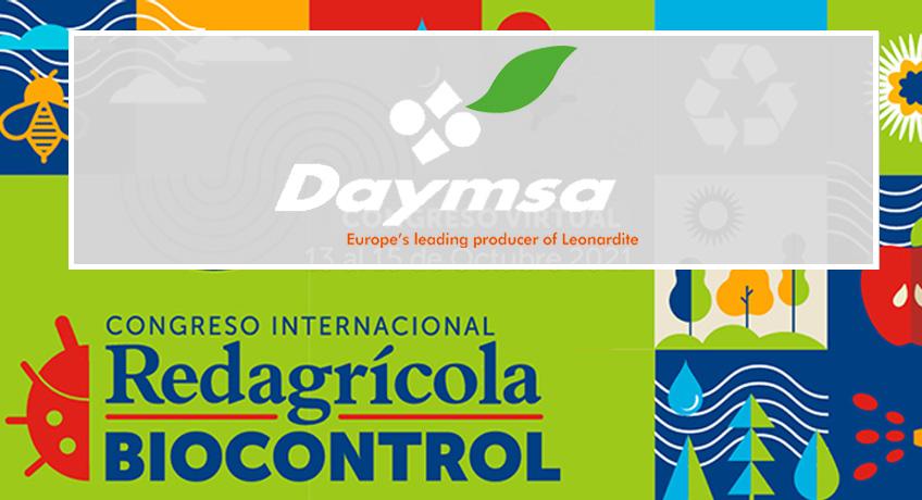 DAYMSA patrocina el Congreso Internacional de Biocontrol
