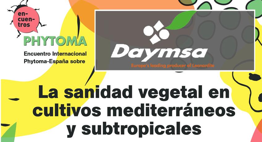 DAYMSA participa en el Encuentro Internacional Phytoma-España